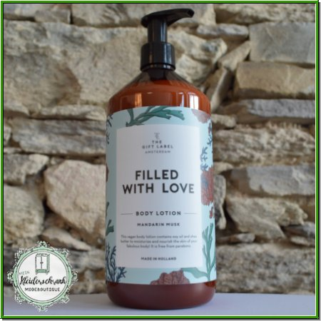Bodylotion- FILLED WITH LOVE